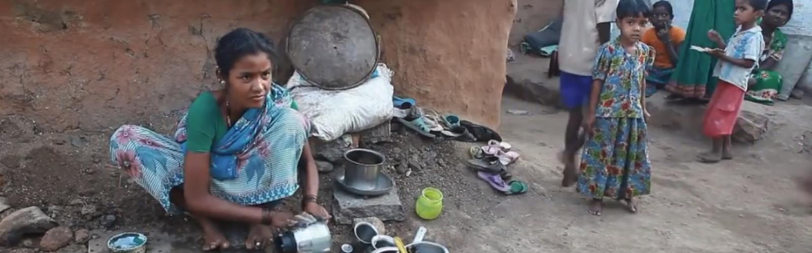 Verhaal Lakshmi India